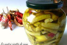 Conserve / giallo zafferano