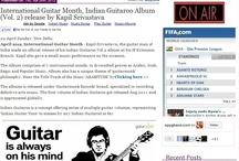 Guitarmonk News