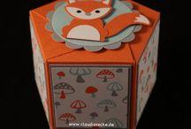 Giftbox Punchboard
