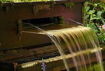 Beatuful fountains