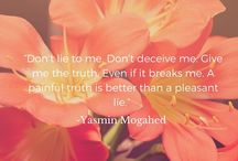 Yasmin moghed quotes