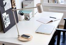 HOME SMART / Los smartphones forman ya parte de nuestra vida. Ahora queremos que cargarlos sea también una parte natural de nuestros hogares. Por eso, hemos creado una colección de cargadores inalámbricos. ¿Cómo funcionan? Sólo tienes que colocar el teléfono en el signo más . Eso es todo. / by IKEA España