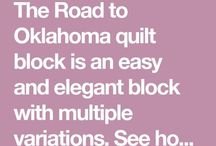 road to oklahoma