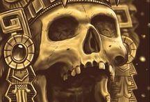 Azteco Chicano ecc