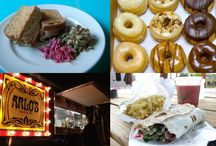 Austin Vegan / Get the lowdown on all the great vegan restaurants in and around the Austin area. From food trailers to fancy restaurants.