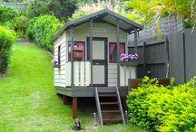 Cubby house design ideas