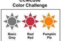 Papercraft - Colour Challenge