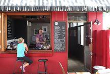 Small Coffee shops