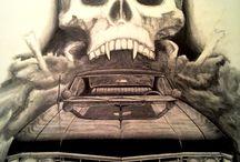 Impala art
