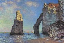 Claude Monet / 1840-1926 The most consistent and prolific practitioner of the Impressionism. Ο πιο συνεπής εκπρόσωπος του Εμπρεσιονισμού.