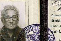 Rosa Chacel / Imágenes, noticias, enlaces,...etc sobre la poeta de la generación del 27 Rosa Chacel