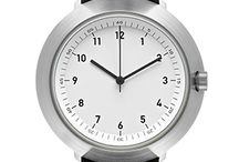 Normal Timepiees - Fuji - F43-01 / This model has a brushed stainless steel case, white dial, and dark grey hands. Any one of the four available bands compliment this watch well.