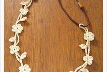 chrochet jewelry