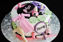 Spa Party Cakes / by Carrie Pitre
