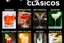 Cocteles y Bebidas Gourmet / Conoce todo sobre el mundo de los cocteles, desde su historia, hasta cómo preparar tragos y convertirte en el alma de la fiesta.