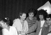 Vasco Rossi a cena con i Queen a Milano nel 1984: ecco la storia