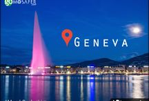 GoMosafer's destinations / Let us fly you to these exotic places!