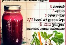 Smoothie & Juicing Recipes / by Arrie Knudtson (Hansen)
