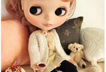 I love Blythe Doll