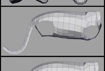 3D moderlering