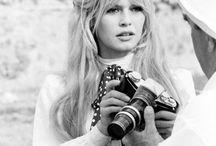 B.B. ( Brigitte Bardot )