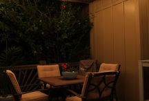 Ideas for an outdoor space / by Lyndsey Rogers-Miller