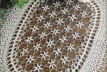 Serwetki okrągłe i owalne