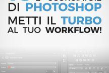 Tutorial Photoshop e altri