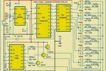 layout Rangkaian Elektronik