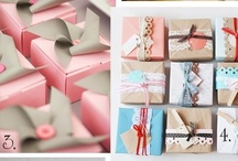 Wrapping ideas and cards