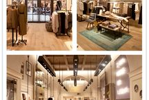 Shops retail