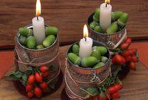 Deko - Kerzen