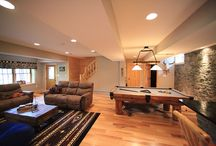 Basement Renovations | Jay Miller General Contractors / Take a peak at some of the basement renovations we have done in Easton, PA area.