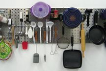 Pegboards For The Kitchen