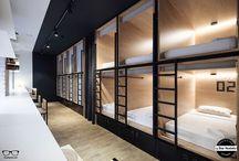 Hostel - startup