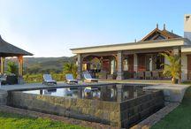 Vacances de Février au Soleil de l'Ile Maurice / Séjournez dans les superbes villas de l'Heritage Resort et jouez en illimité sur le parcours de l'Heritage Golf Club ...encore quelques dispos en Villas 3 ou 4 chambres