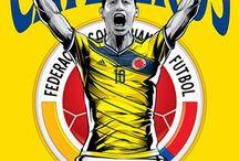 Colombia en el mundial brasil 2014