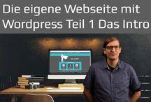 Wordpress & WooCommerce Website