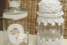 Jars and Lace