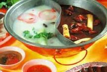 Comida china. Chinese food. 中国美食