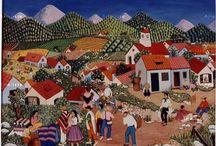 pinturas andinas
