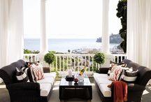 8-) Balkon,Teras Dekorasyonu