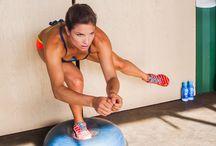 cvičení - nohy