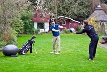 Golf-Fitness-Training / Personal Training speziell abgestimmt für ein perfektes Golfspiel