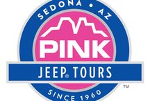 Always Growing! / by Pink Jeep® Tours