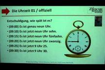 Nauka języka niemieckiego.