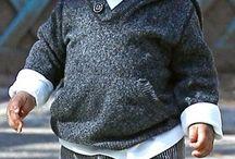 Dzieci...modne. / Ach, co to za piękności poprzebierane jak księżniczki, podróżniczki........