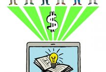 Crowd-funding is your alternative way to publish a book / Want to write a book? Crowd-fund it!