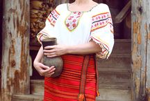Ukrainian costumes / traditional costumes and national dresses of Ukraine