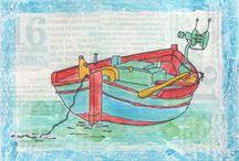Fishing boats / Fishy Business